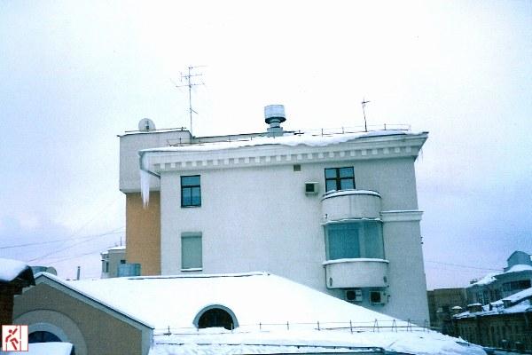 Уборка снега с крыши сколько стоит