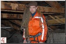 Юрий Атаманов промышленный альпинист