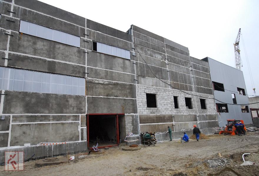 Герметизация стыков наружных стеновых панелей